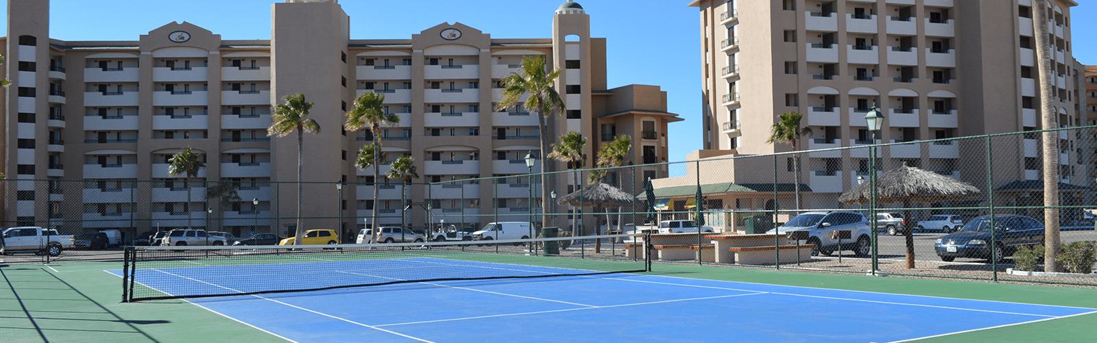 Tennis-Court-sonoran-spa-puerto-penasco-rentals
